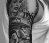 tattoo work, tattoo mini,gangsterTattoo_mini.dk.jpg