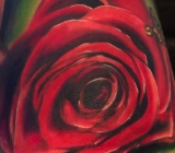 tattoo work, tattoo mini,roseTattoo_mini.dk.jpg